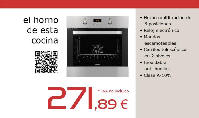 Horno inoxidable para cocina en terrassa solomat - Horno de cocina ...