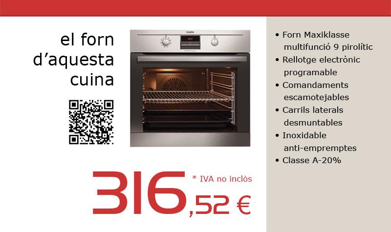 Compra el teu forn pirolític al millor preu