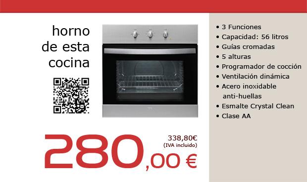 Oferta de horno de cocina en Terrassa
